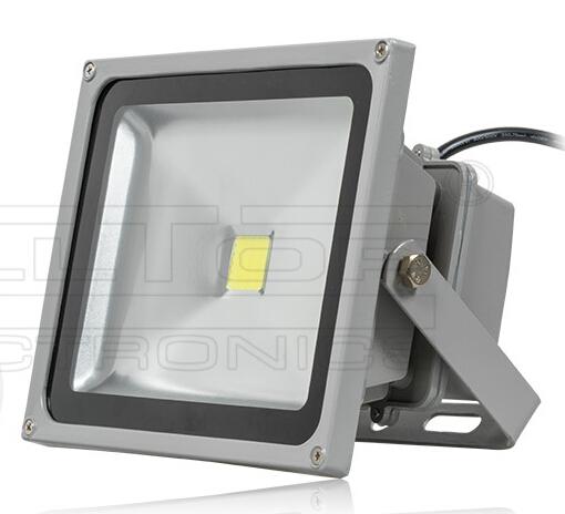 IP67 waterproof bridgelux cob 20w aluminium led street light body