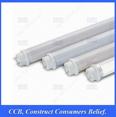 18W parking lot walk sensor led tube CE no interfering