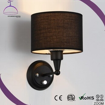 home decorative lamp fabric lamp shade wall lamp