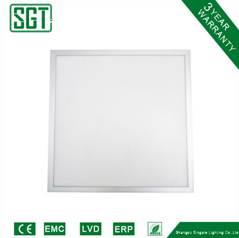 Led square panel 600*600mm 40W 3200lm for house using CE Rohs