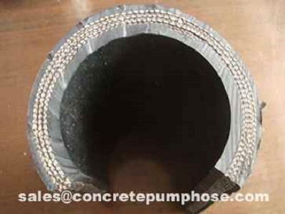 Fabric Reinforced Concrete Pump Hose