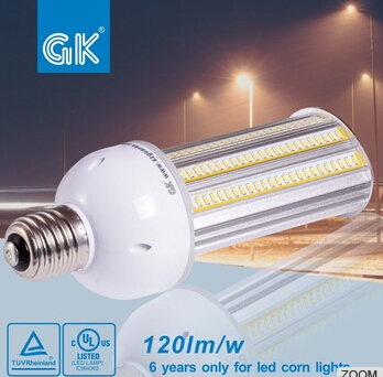 SAMSUNG ILJIN 5630 150lm/w led chip High lumen 6000lm replace 250w metal halide MHL 40w street light bulb