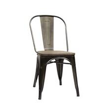vintage restaurant chairs