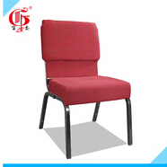 New design 2015 Stacking steel church chair