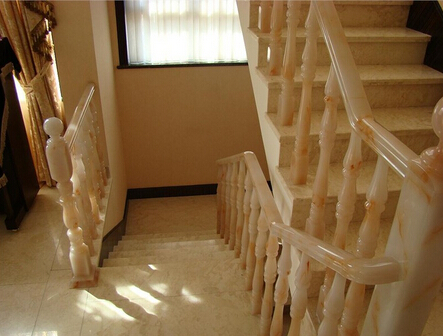 Cheap handrail balustrade with house railing designs