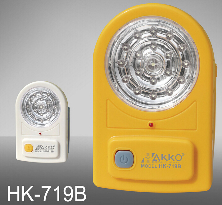 4V 1.4Ah Emergency led Light