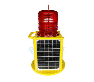 GS-MS/B Portable LED Medium Intensity Type B Solar Aviation Obstruction Light/Aircraft Warning Lights