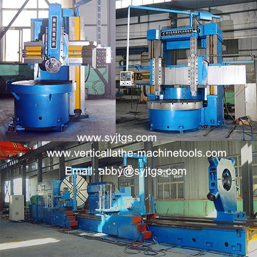 Vertical Lathe machine C5263