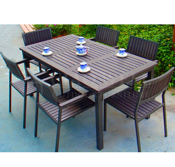 patio furniture home garden use table and chair