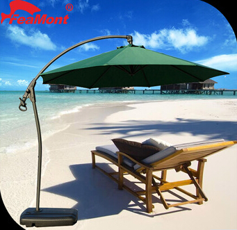 8' 9' 10' ft Aluminum Outdoor Table Yard Beach Patio Umbrella