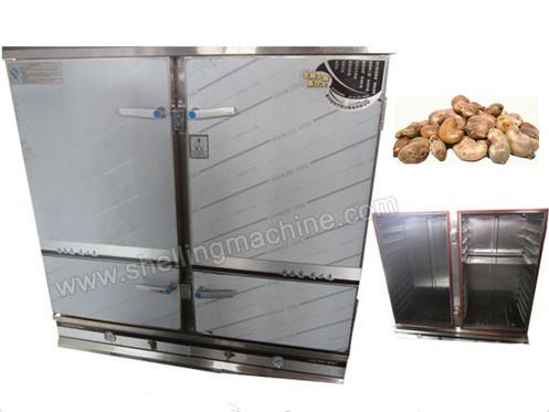 Cashew Nut Steaming Machine