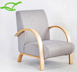 latest hot sale simple designs living room wood frame sofa