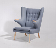 High quality wood furniture lift recliner chair sofa