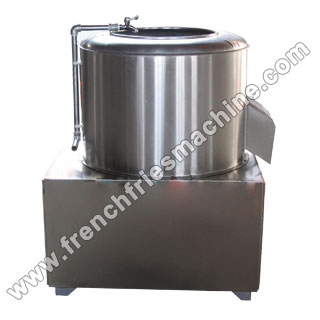 Emery Potato Washing and Peeling Machine