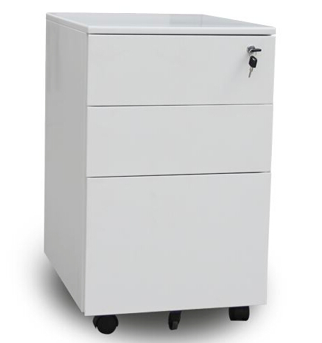 New advanced assembled mobile cabinet movable cabinet pedestal under desk for all kinds use