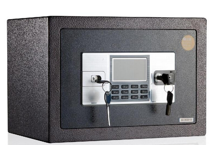 safe well office and home use electronic safe box,,,Provided by the MK office company
