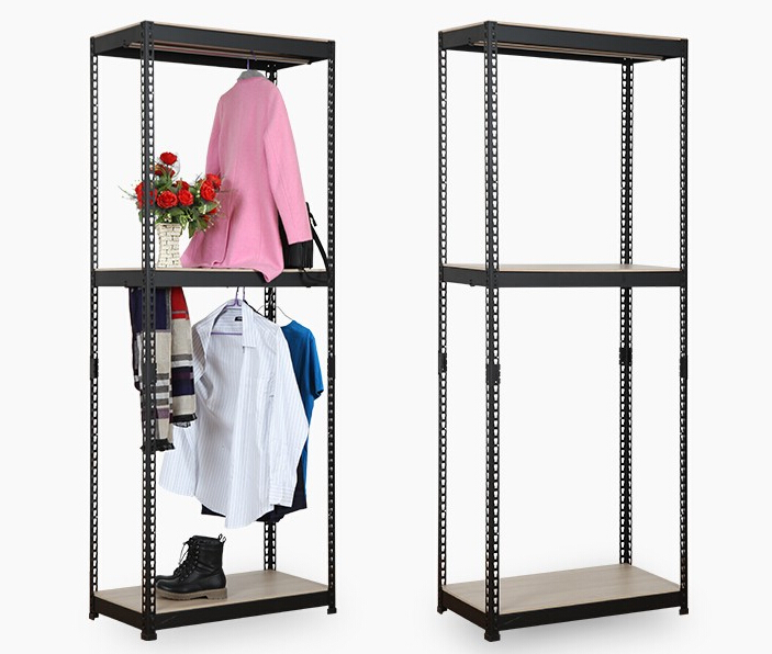 high quality 3 layer metal clothes rack