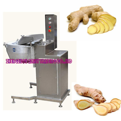 Ginger Slicing Machine
