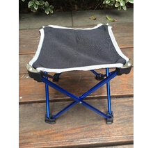 folding lightweight alu stool
