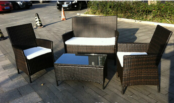KD rattan furniture set