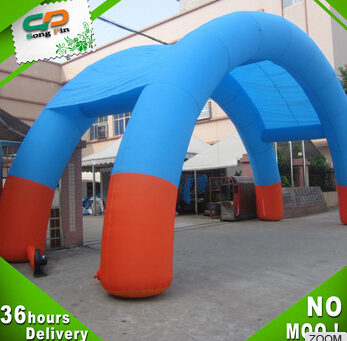 Amazing hot sale shaped arch welcome line entrance