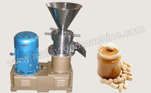 Paste Grinding Machine