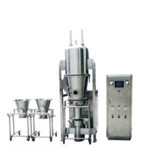 FLP Series Fluid-bed granulator/pelletor/coater