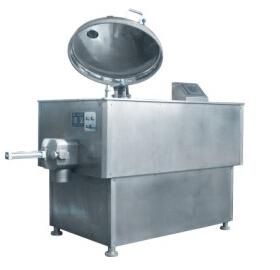 GHL mixes the granulator at a high speed