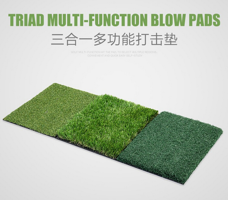 Multifunction Golf Hitting Mat putting mat putting trainer