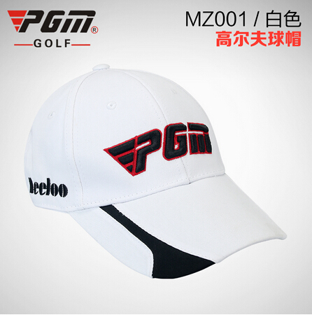 UV Protection Cotton Golf Cap