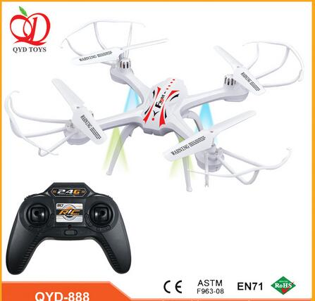 Wholesale Cheap RC Drone 2.4GHz 4Channel Remote Control Quadcopter