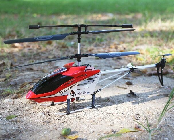 Classic metal3.5 channel RC helicopter with gyro