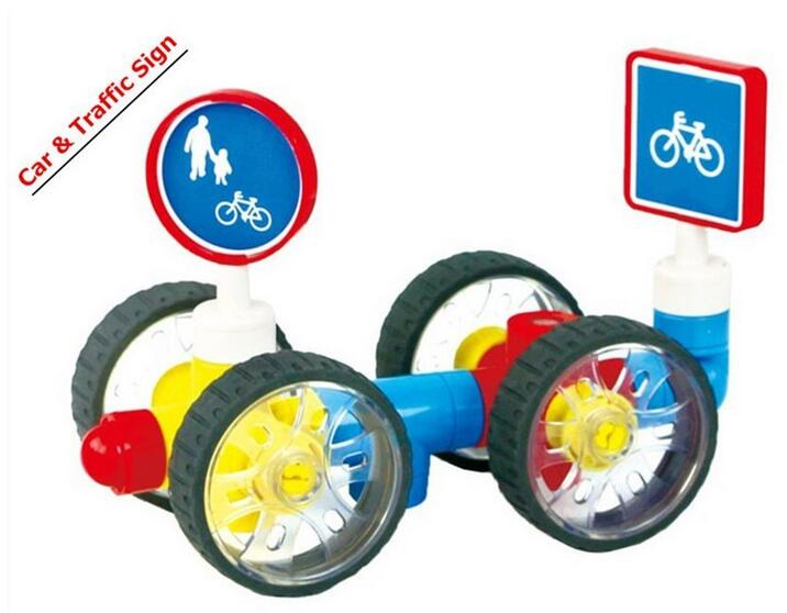 49pcs low cost magnetic toys china kids toys educational,plastic tube building blocks toys
