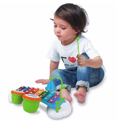 High quality huile toys plastic wholesale xylophone with ASTM