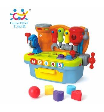 Huile Factory Preschool Tool Set Toys 907