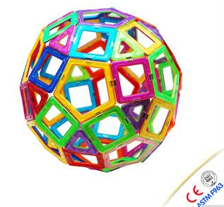 BMAG TUV approved popular funny 62pcs magnetic building blocks toys