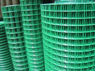 Welded Wire Chicken Cage