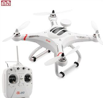 New product CX-20 4 channel quadcopter with HD camera & GPS