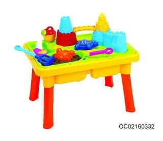 Hot sale summer beach sand tool set toy for kids OC02160332
