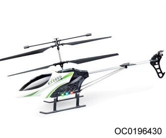 2.4G plastic big remote control helicopter toy with light OC0196430
