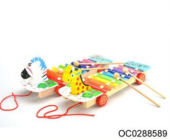 kids musical xylophone wooden toy piano OC0288589