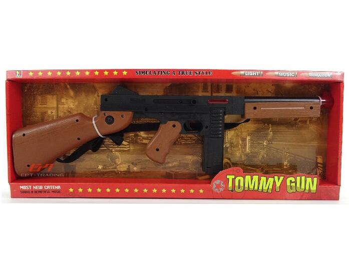 Hot selling battery operated cowboy toy gun set fake gun toy for sale