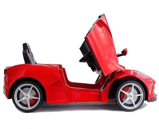 Luxury kids electric ride on car 2.4G kids battery powered ride on toys with remote function