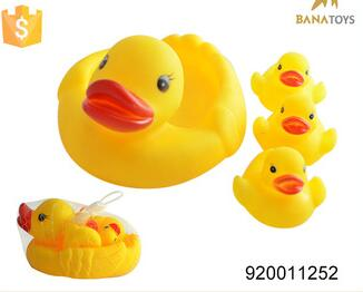 Top sale vinyl toy bath duck