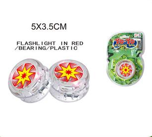 5*3.5cm Novelty Toys Yoyo With Sound And Light