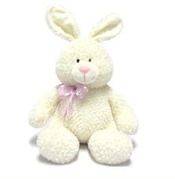 Soft and stuffed soft plush bunny