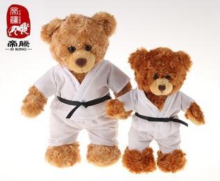 Mass production teddy bear plush educational toy