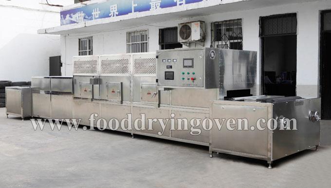 Microwave Food Drying Machine