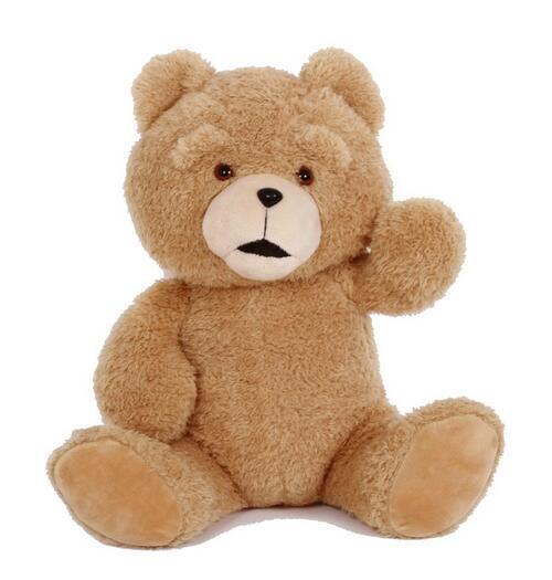 plush cute big teddy bear doll