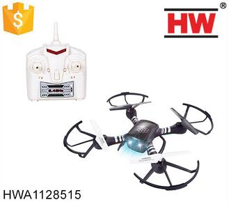 Hot Sale 2.4G Mini 4 Axis Outdoor RC Airplane With Gyroscope